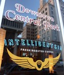 Downtown Central Perk Facebook Like Contest
