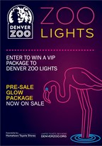 Denver Zoo VIP Package