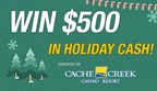Win $500 Grocery Gift Card from Cache Creek