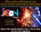 Star Wars: The Force Awakens Watch and Win