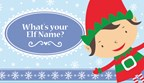 What's Your Elf Name