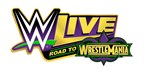 Win tickets to watch WWE Live!
