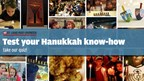 Test your Hanukkah know-how