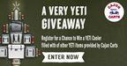 Cajun Carts' Yeti Giveaway
