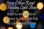 CDA Resort Holiday Light Show Cruise