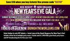 Metro New Year's Eve VIP