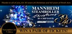Win Tickets to Mannheim Steamroller Christmas!