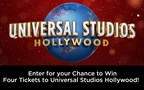 Universal Studios Ticket Giveaway