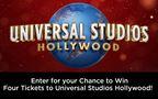 Universal Studios Ticket Giveaway
