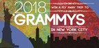 Syndicated: WIN A TRIP FOR TWO TO NYC TO SEE THE 2018 GRAMMY AWARDS!