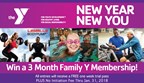 YMCA New Year New You Sweepstakes!