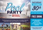 Pool Party @ Taxslayer Bowl