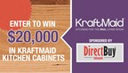 Direct Buy of Indianapolis $20,000 KraftMaid Kitchen Cabinetry Giveaway