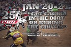 Enter for a Chance to Win PBR Tickets!