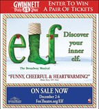 Win elf tickets at the Fox Theatre