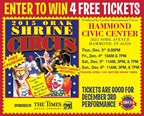 Shrine Circus Contest