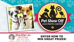 Pet Show Off Photo Contest