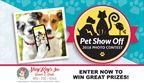 Pet Show Off Photo Contest