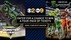 2017-18 Monster Jam and Monster Energy AMA Supercross Ticket Giveaway