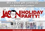 The Jason Show Holiday Party