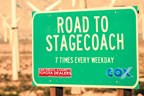 Road to Stagecoach 2018
