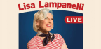 WIN TICKETS TO SEE LISA LAMPANELLI