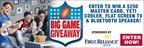 2018 Big Game Giveaway!