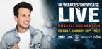 Russell Dickerson Eat and Greet Passes