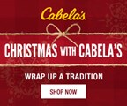 Christmas at Cabela's Code Word!