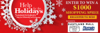 2015 Help for the Holidays Sweepstakes