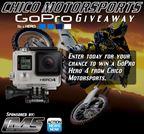 Chico Motorsport GoPro Giveaway