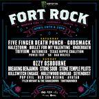 Fort Rock 2018