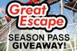 WRGB Great Escape 2016 Season Ticket Giveaway