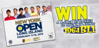 Win a 4-pack of passes to Opening Night of the NY Open