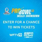 WFTV 2018 NFL Pro Bowl Skills Showdown Ticket Sweepstakes