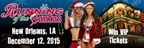 Running of the Santas (12/12 at the Rusty Nail)