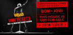 Win tickets to see BON JOVI at MSG