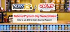 National Popcorn Day - Giftcard Giveaway