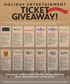 Holiday Entertainment Giveaway