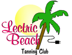 Lectric Beach - tan for a year