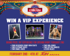 Carden Circus VIP Experience Giveaway