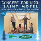 Country Financial Concert for Kids