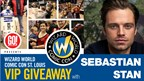 Go! Magazine | Wizard World VIP Giveaway with Sebastian Stan