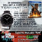 Terminator Genisys / Garmin Giveaway