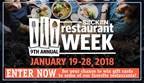 Visit Stockton Restaurant Week 2018