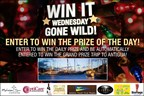 Win it Wednesday Gone Wild!