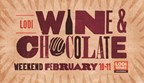 LODI Wine and Chocolate Weekend Ticket Giveaway
