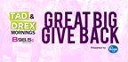 2018 B98.5 Great Big Give Back