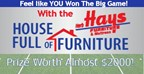 Herb Hays Furniture House Full of Furniture Giveaway