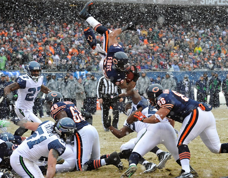 What do you remember about the last Bears playoffs? - Chicago Football Quiz